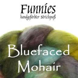 Bluefaced Mohair