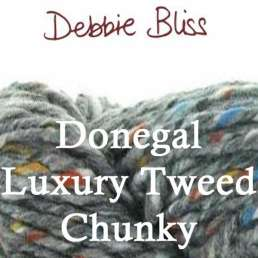Donegal Luxury Tweed Chunky
