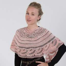 Drama Queen Shawl Kit