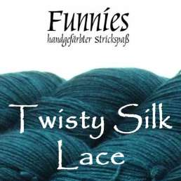 Etudes Twisty Silk Lace