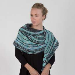 Key of Life Shawl Kit