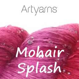 Mohair Splash
