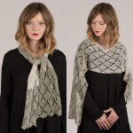 Silken Transitions Shawl Kit