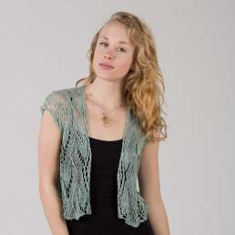 Swirling Vines Vest Kit