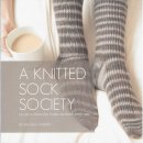 Rowan - A knitted Sock Sciety