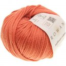 Rowan Softknit Cotton - 577 Burnt Orange