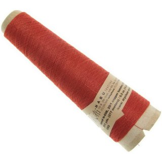 Habu Textiles Copper Bamboo - red