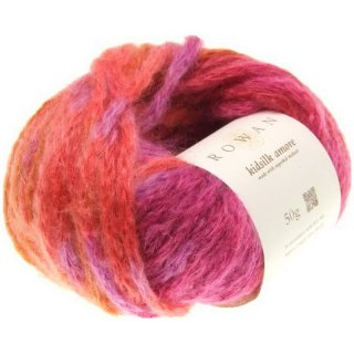 Rowan Kidsilk Haze Amore - 508 Flaming