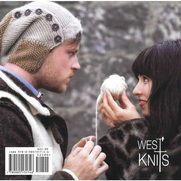 Westknits Book Five - Midgard by Stephen West and Cirilia Rose