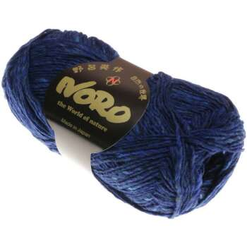 NORO Silk Garden Sock Solo Farbe 003 Royal