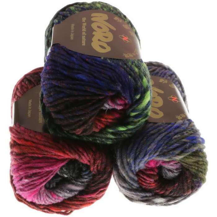 NORO Kureyon Wolle Farbe 388 Westwinds