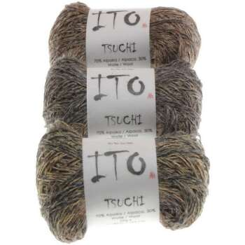 25g ITO - Tsuchi Farbe 281 Mix Brown