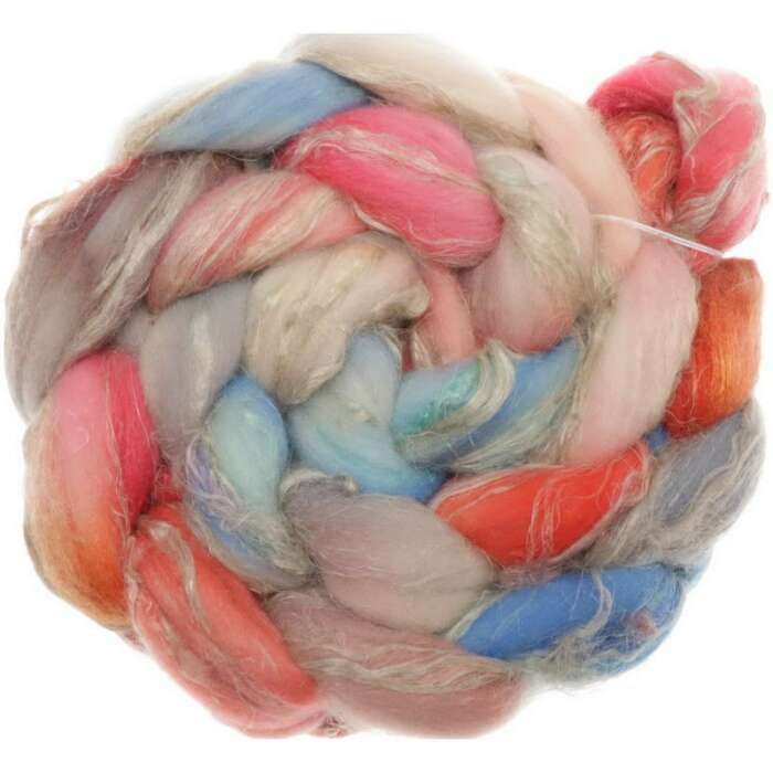 Funnies to Spin - Merino rustico No. 123