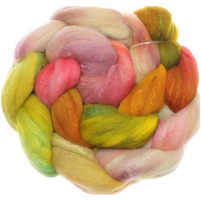 Funnies to Spin - Merino Seide Kaschmir No.19
