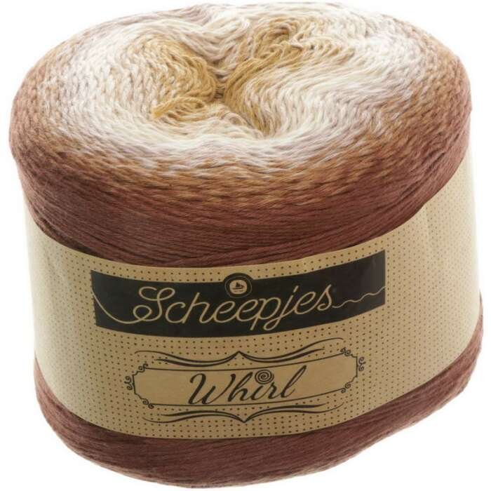 Scheepjes - Whirl Farbe 756 Caramel Core Blimey