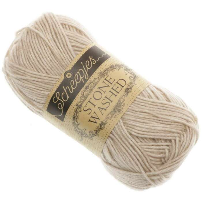 Scheepjes - Stone Washed Farbe 831 Axinite
