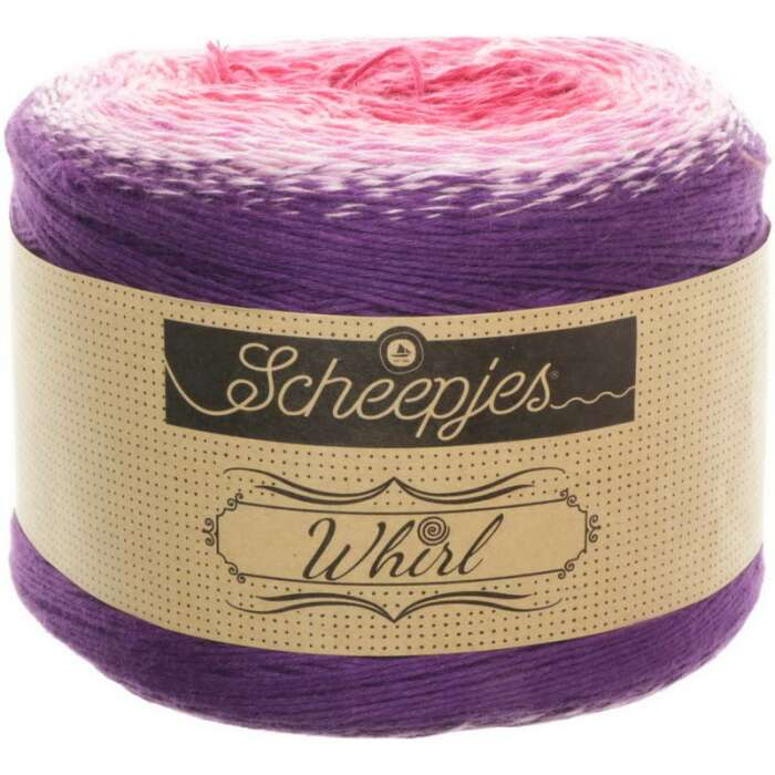 Scheepjes - Whirl Farbe 778 Turkish Delight