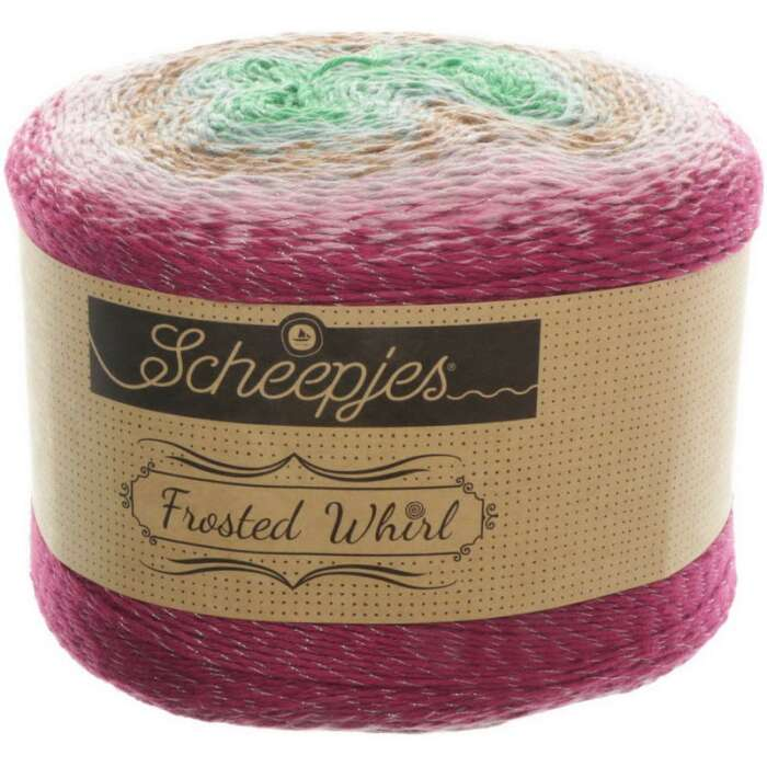 Scheepjes - Frosted Whirl Farbe 322 Skinny Scream