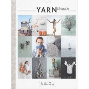 Scheepjes Yarn - No.1 - The Sea Issue