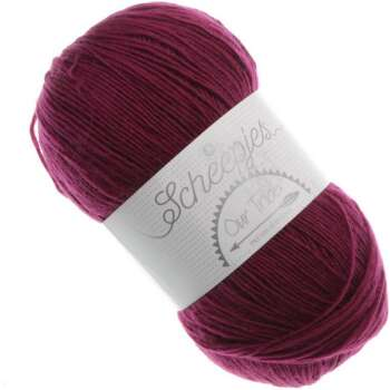 Scheepjes - Our Tribe Farbe 877 Raspberry Radiance