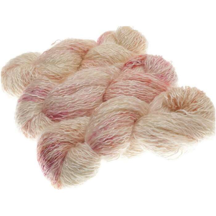 Funnies Curly Silk - Marshmallow