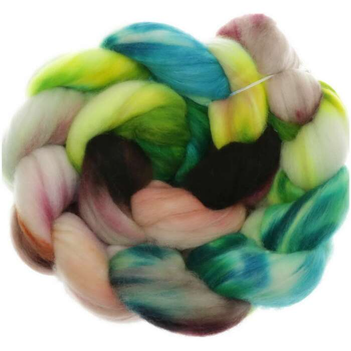 Funnies to Spin - Merino Nylon No.71