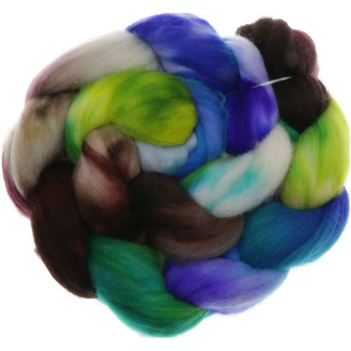 Funnies to Spin - Merino Nylon No.77
