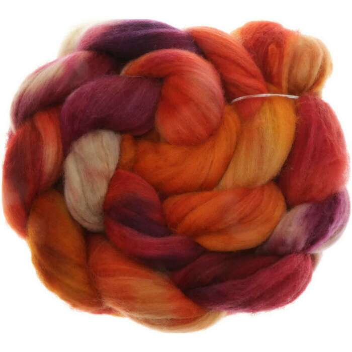 Funnies to Spin - Babykamel Merino No. 16