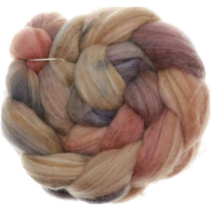 Funnies to Spin - Babykamel Merino No. 17