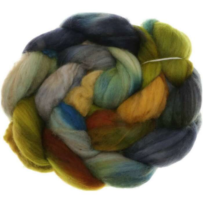 Funnies to Spin - Babykamel Merino No. 19