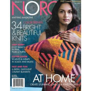 Noro - Strickmagazin - ISSUE 9