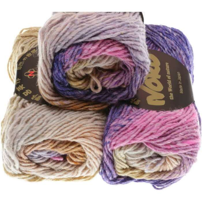 NORO Silk Garden Farbe 450 Scarborough