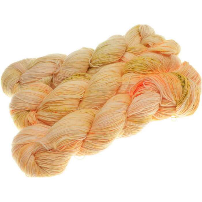 Twisty Silk Lace - Orangensmoothie