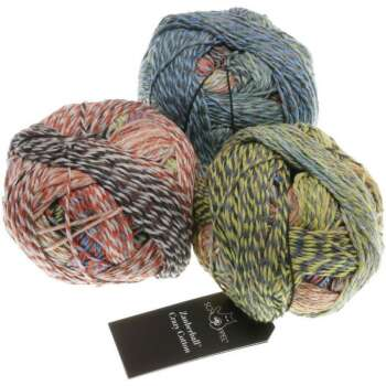 Zauberball Crazy Cotton - Urgestein