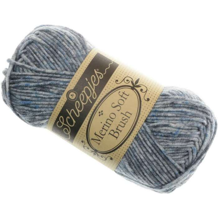 Scheepjes - Merino Soft Brush Farbe 252
