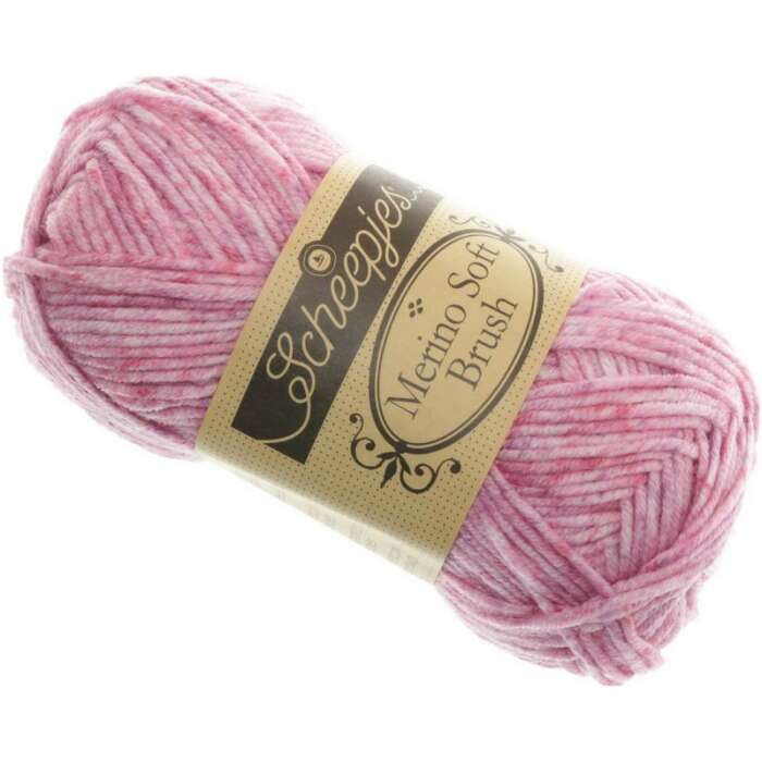 Scheepjes - Merino Soft Brush Farbe 256