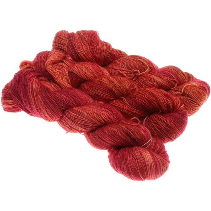 Funnies Single Merino Silk - Amberbaum