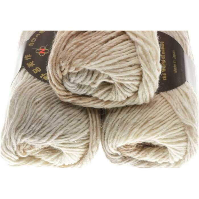 NORO Silk Garden Farbe 269 White, Natural