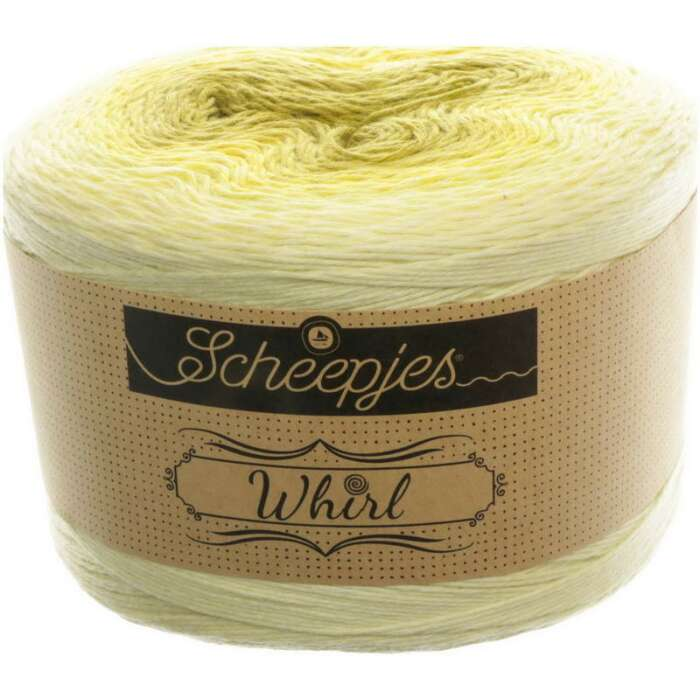 Scheepjes - Whirl Ombré Farbe 551 Daffodil Dolally