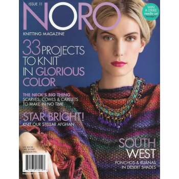 Noro - Strickmagazin - ISSUE 11