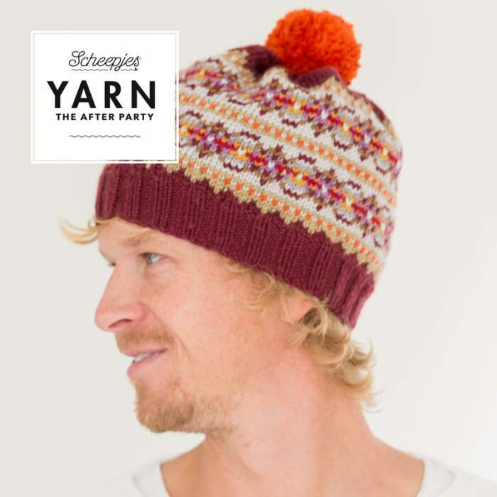 Scheepjes - Garnset Autumn Colors Bobble Hat