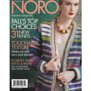 Noro - Strickmagazin - ISSUE 15 Falls Top Choices