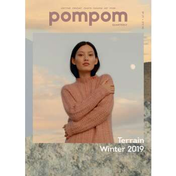 pompom quarterly - Issue 31 - Terrain - VORBESTELLUNG