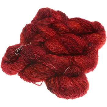 Funnies Curly Silk - Drachenblut