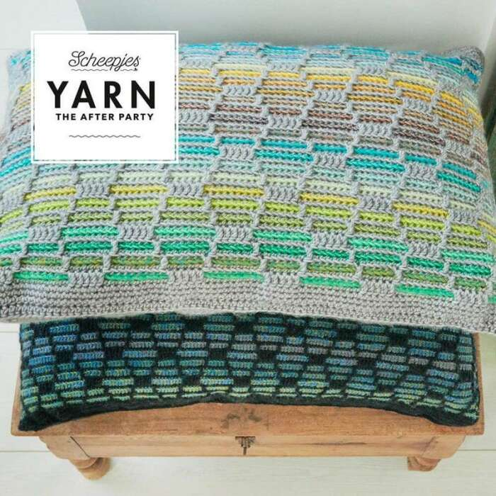 Scheepjes Yarn The After Party No. 050 - Honeycomb Cushion